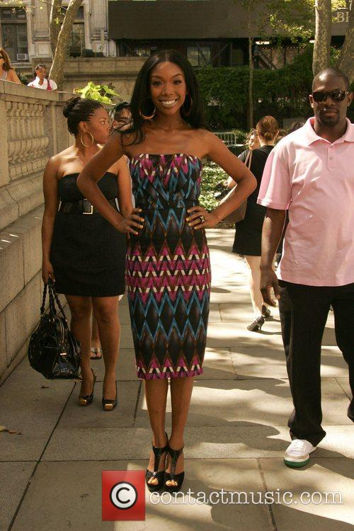 Mercedes-Benz Fashion Week Spring 2009 - Tracy Reese...