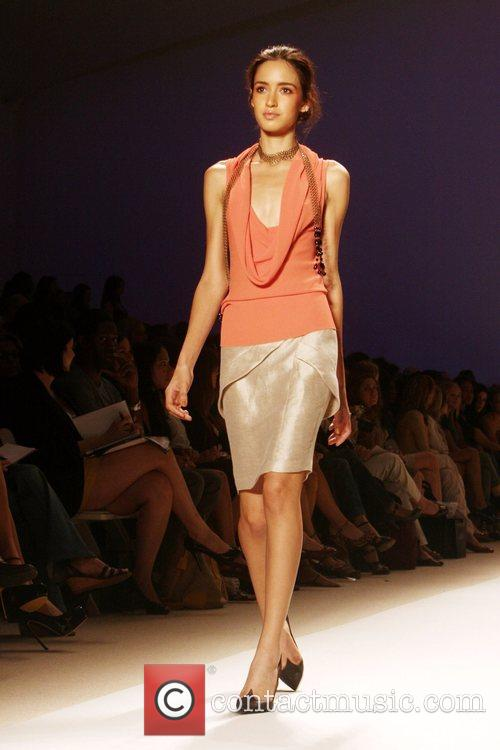 Mercedes-Benz Fashion Week Spring 2009 - Tracey Reese...