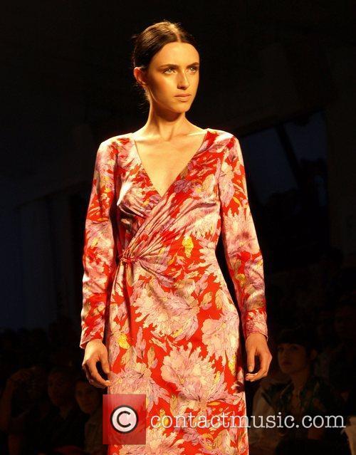 Mercedes-Benz Fashion Week Spring 2009 - Vivienne Tam...