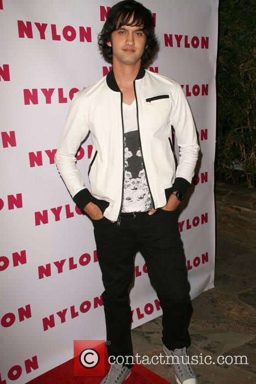 Nylon Magazine celebrates the launch of their TV...