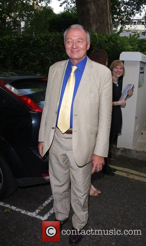 Ken Livingstone Observer Ethical Awards 2008 held at...