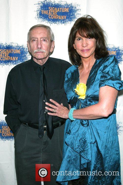 Edward Albee and Mercedes Ruehl 2
