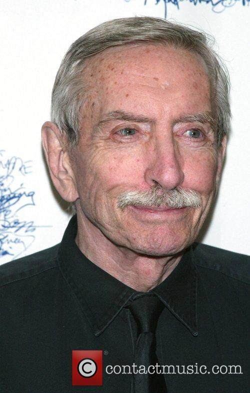 Edward Albee at the after party for 'The...