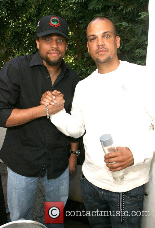 Michael Ely and Qunicy Jones III AKA QD3...