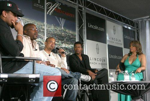 Michael Ely, Will Packer, Quincy Jones III AKA...