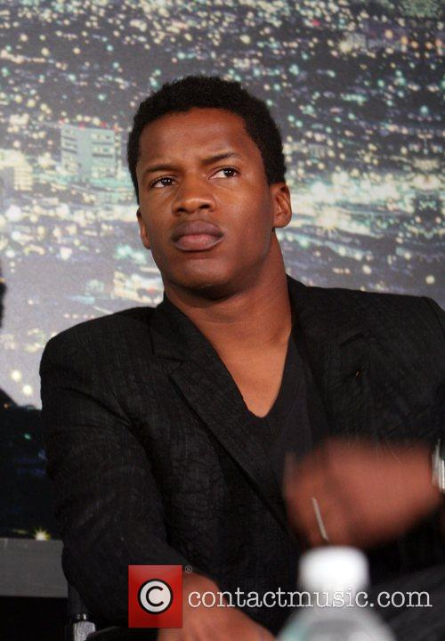 Nate Parker  The Lincoln Presents ' Off...