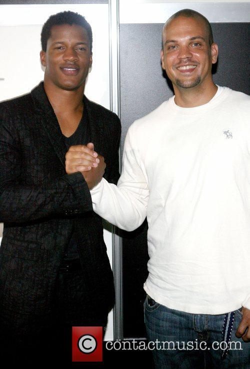 Nate Parker and Quincy Jones III AKA QD3...