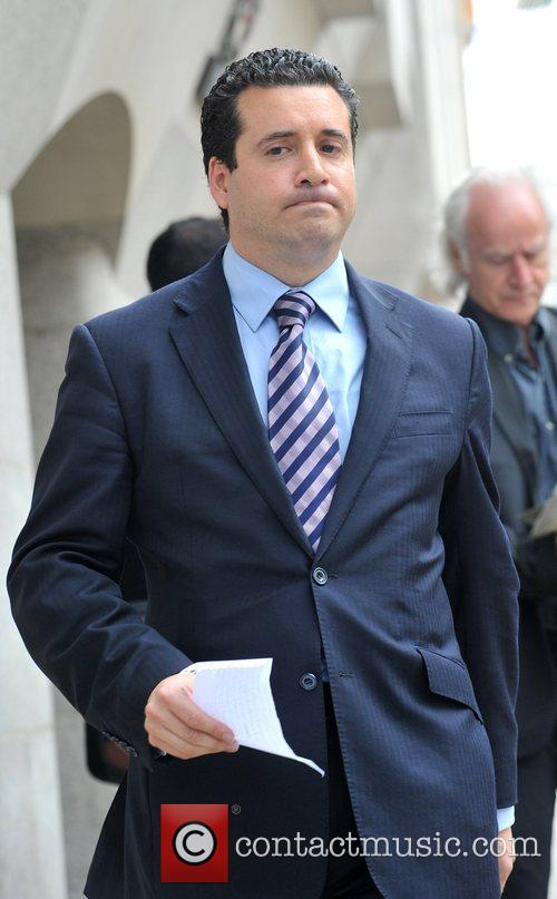Jeremy Moore at the Old Bailey after Barry...