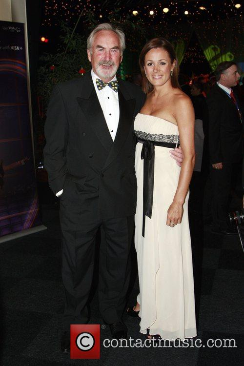 P.H. Moriarty and Natalie Pinkham Beijing Send Off...