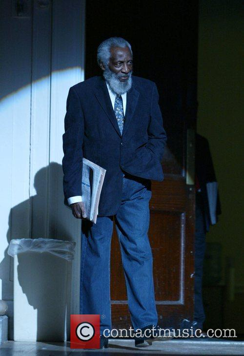 Dick Gregory 'One Night Only' comedy show held...