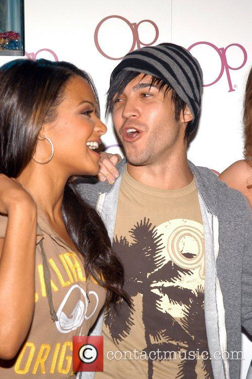 Christina Milian and Pete Wentz 11