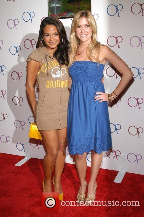 Christina Milian and Kristin Cavallari 3