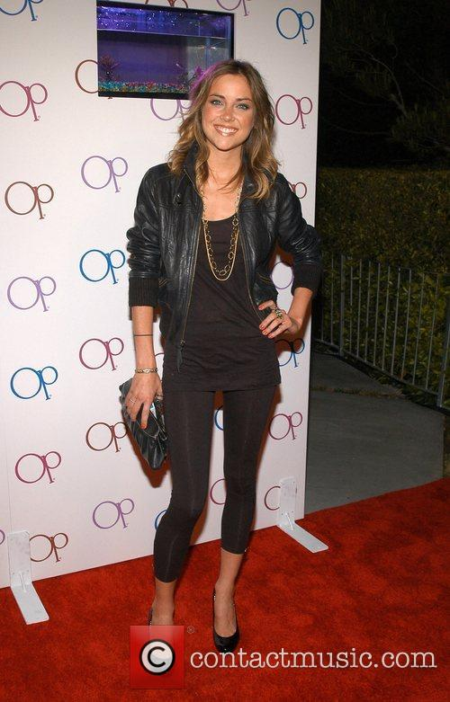 Jessica Stroup Op Launch of their new OP...