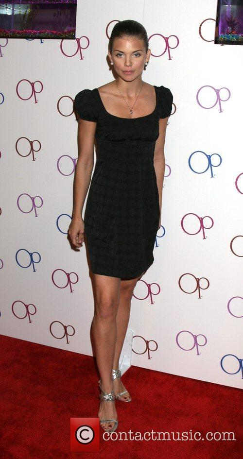 AnnaLynne McCord Op Launch of their new OP...