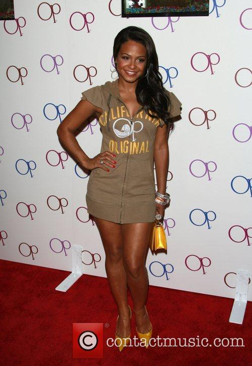 Christina Milian Op Launch of their new OP...