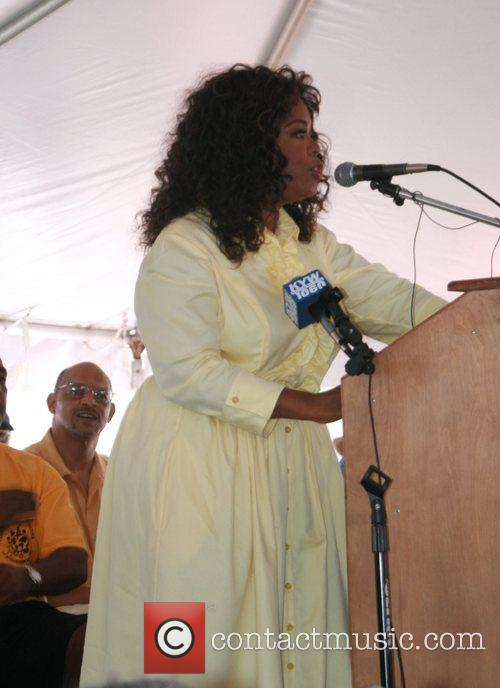 Oprah Winfrey  20th Annual Whitesboro Reunion Festival...