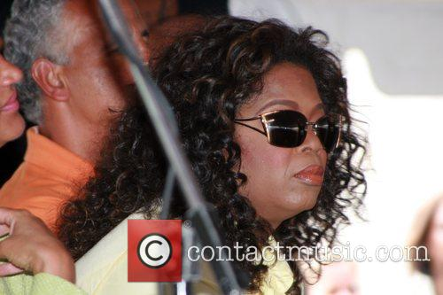 Oprah Winfrey and Stedman Graham 3