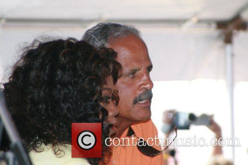 Oprah Winfrey and Stedman Graham 9