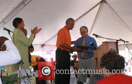 Stedman Graham 20th Annual Whitesboro Reunion Festival at...