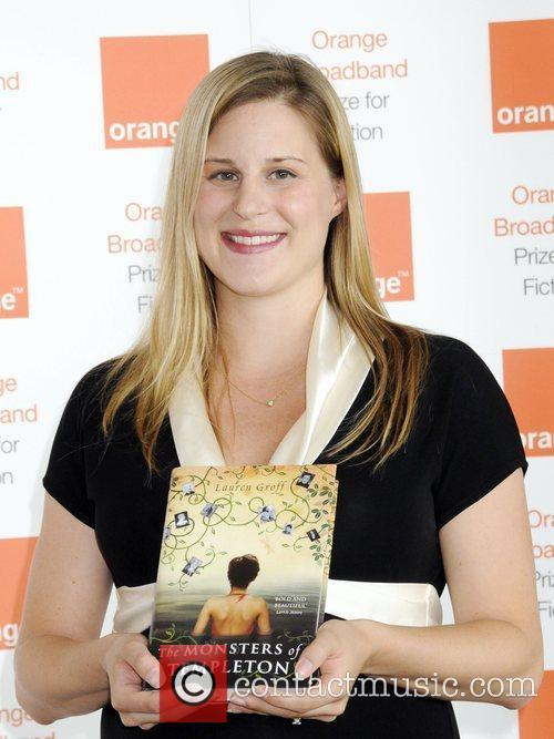 The Orange Broadband Prize for Fiction 2008 held...