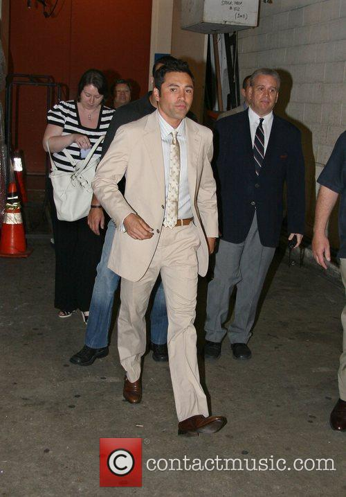 Oscar De La Hoya, Abc and Abc Studios 3