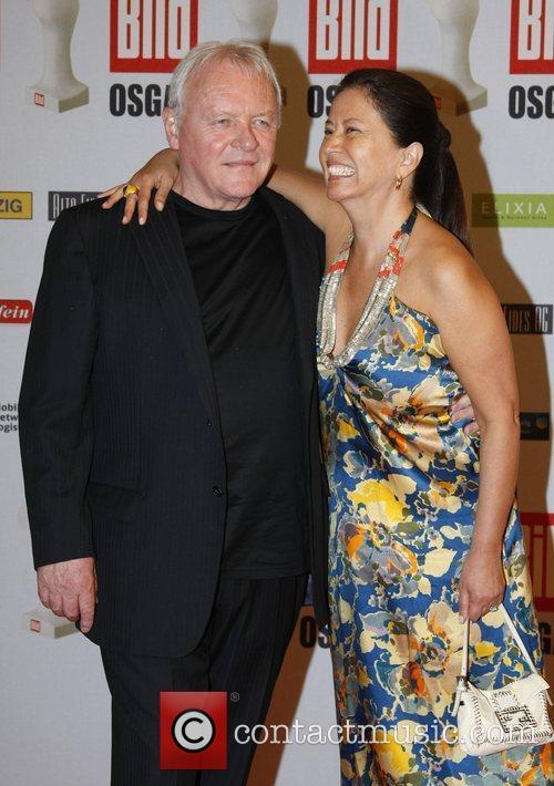 Anthony Hopkins - Osgar Awards at Leipziger Rathaus city ...