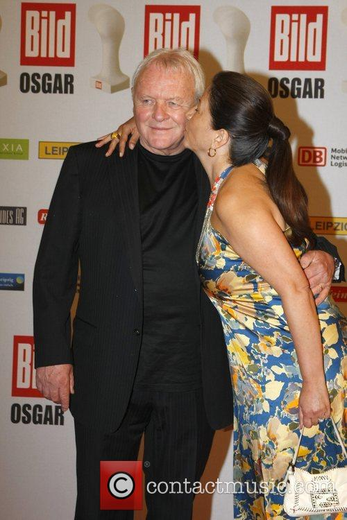 Picture - Anthony Hopkins and Stella Hopkins Leipzig ...