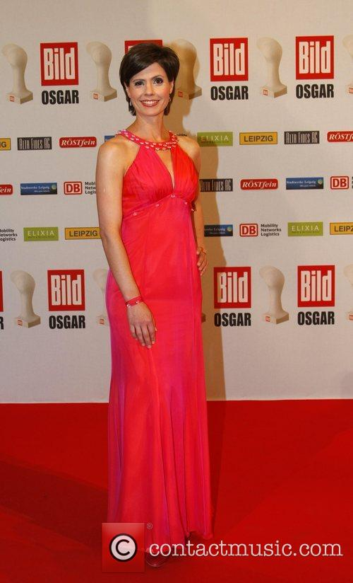 Franziska Schenk Osgar Awards at Leipziger Rathaus city...