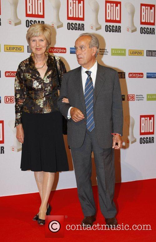 Friede Springer, Guiseppe Vita Osgar Awards at Leipziger...