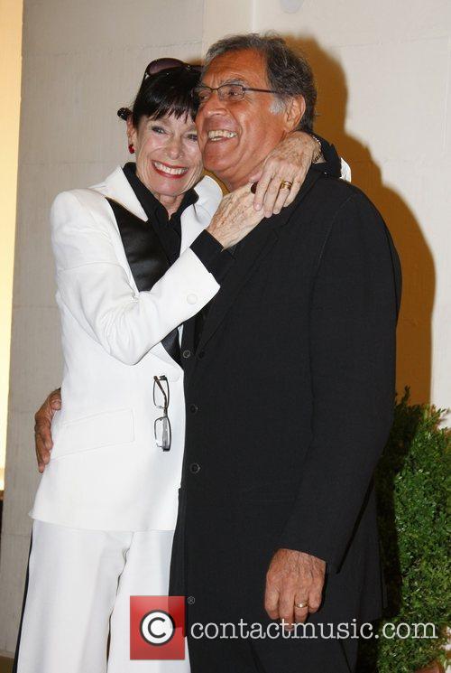 Geraldine Chaplin, Patricio Castillo Osgar Awards at Leipziger...