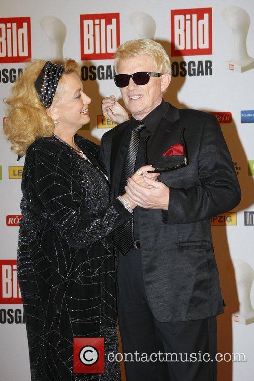 Hannelore von Auersperg, Heino Osgar Awards at Leipziger...