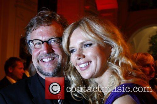 Martin Krug, Veronica Ferres Osgar Awards at Leipziger...