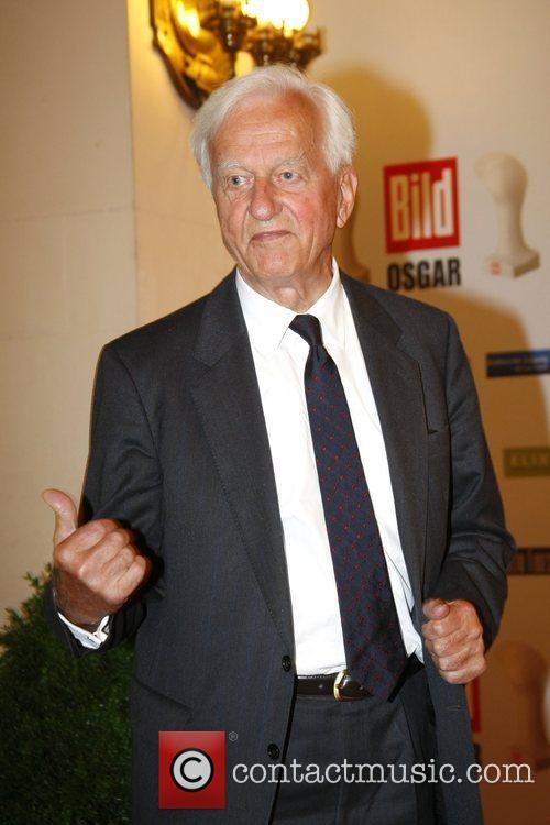 Richard von Weizsacker Osgar Awards at Leipziger Rathaus...