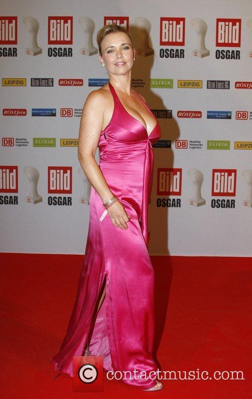 Tina Ruland Osgar Awards at Leipziger Rathaus city...