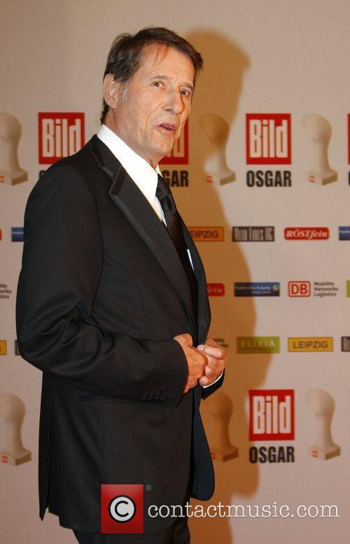 Udo Jurgens Osgar Awards at Leipziger Rathaus city...