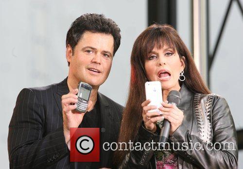 Donny Osmond and Marie Osmond 2