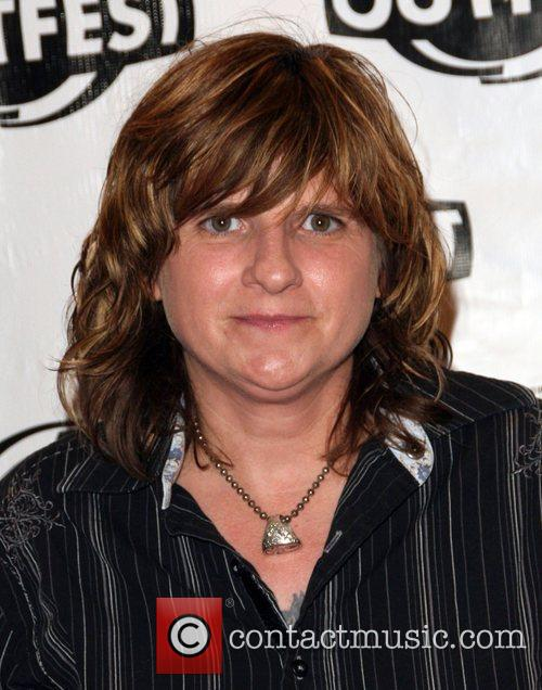 Amy Ray Outfest film festival closing night held...