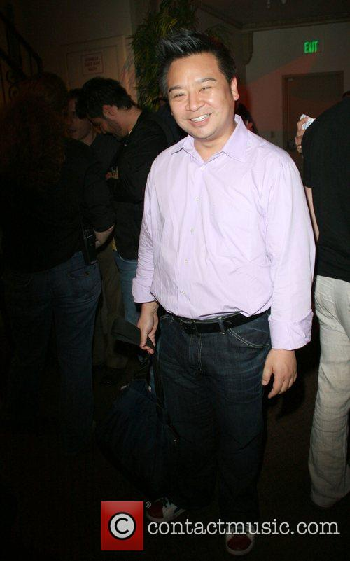 Rex Lee Outfest film festival closing night held...