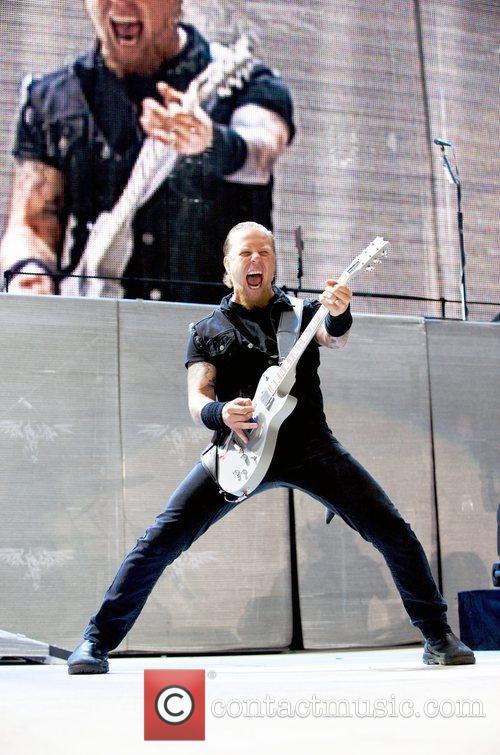 Metallica and Ozzfest 10