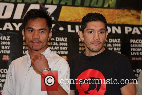 Lethal Combination final press conference for Manny Pacquiao