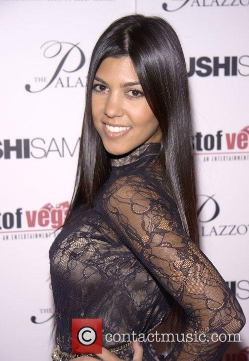 Kourtney Kardashian Nicky Hilton and Kourtney Kardashian host...