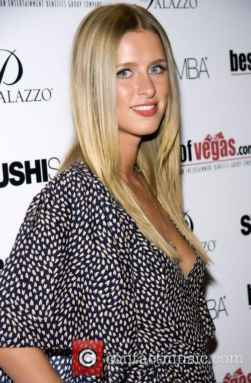 Nicky Hilton Nicky Hilton and Kourtney Kardashian host...