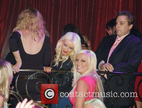 Christina Aguilera and Palms Hotel 1