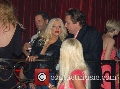 Christina Aguilera and Palms Hotel 7