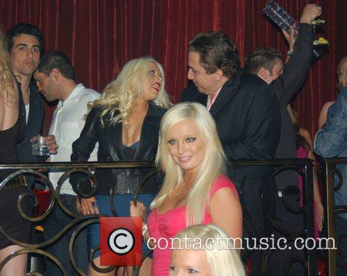 Christina Aguilera and Palms Hotel 8
