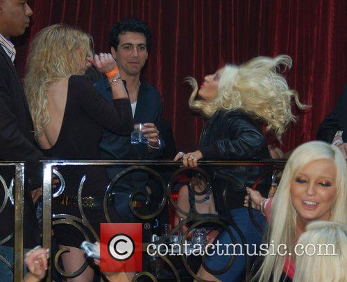 Christina Aguilera and Palms Hotel 4