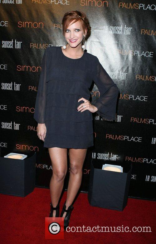 Ashlee Simpson-Wentz Palms Place Hotel and Spa Grand...