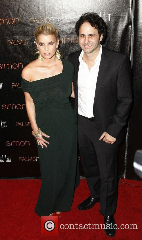 Jessica Simpson and George Maloof 9