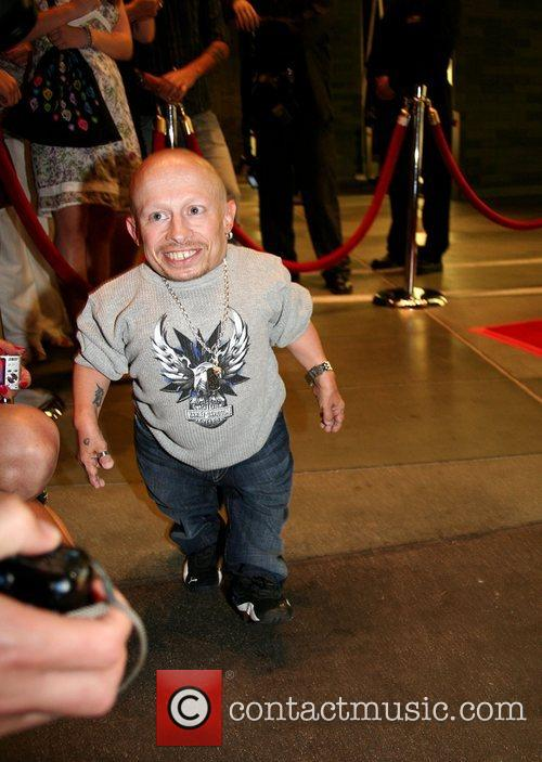 Verne troyer hilarious celebrity sextape - 1 part 9