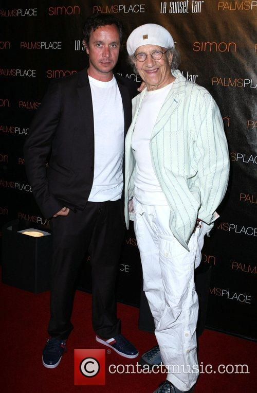 Paulie Shore and Sammie Shore Palms Place Hotel...